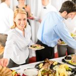 Corporate event catering in Green Bay